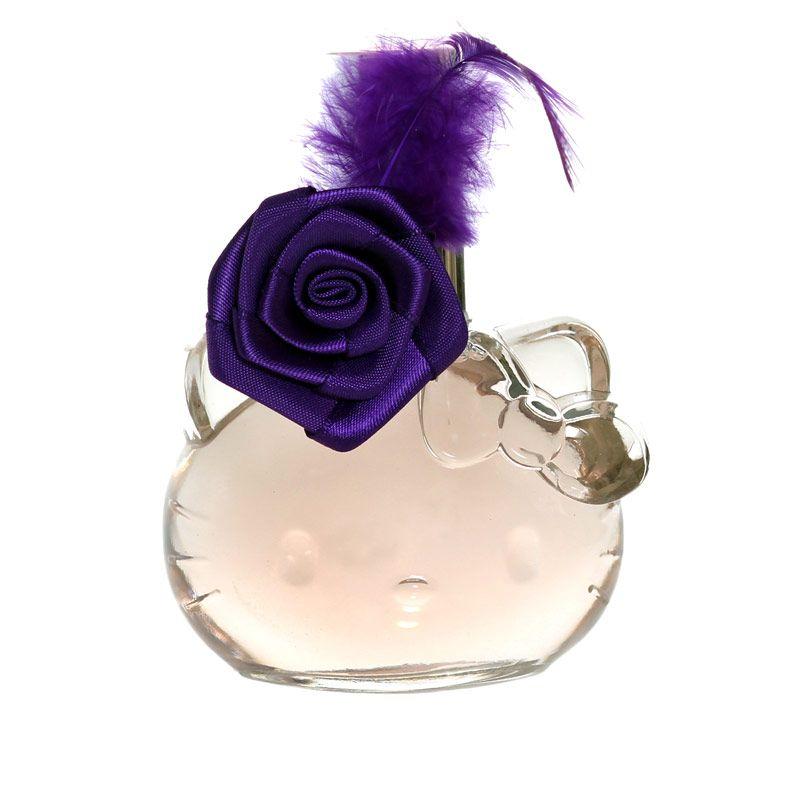 Klikoto Luxury Hello Kitty Rose Ungu Parfum Mobil