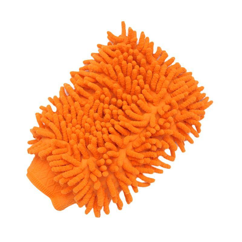 Klikoto Microfiber Orange Sarung Tangan