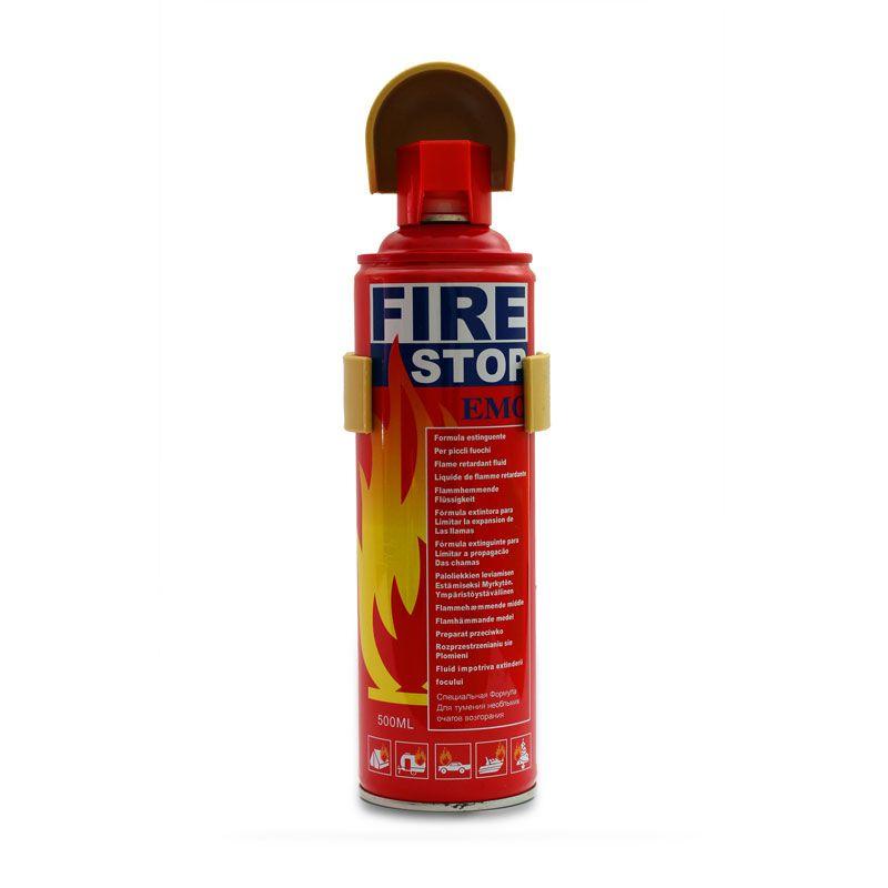 Klikoto Red Fire Stop Alat Pemadam Api Portable [500 mL]