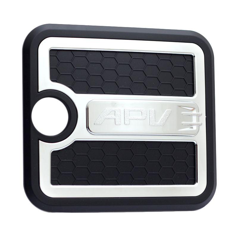 Klikoto Plastik Black Chrome Tank Cover for Suzuki APV