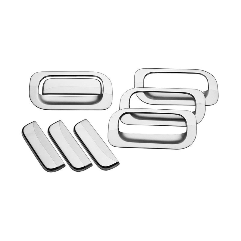 Well Co Taiwan Door Handle Cover for Avanza [4 Pairs]