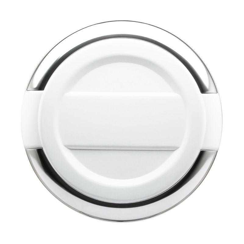 Well Co Taiwan Garnish White Cover Ban Mobil untuk Rush dan Terios