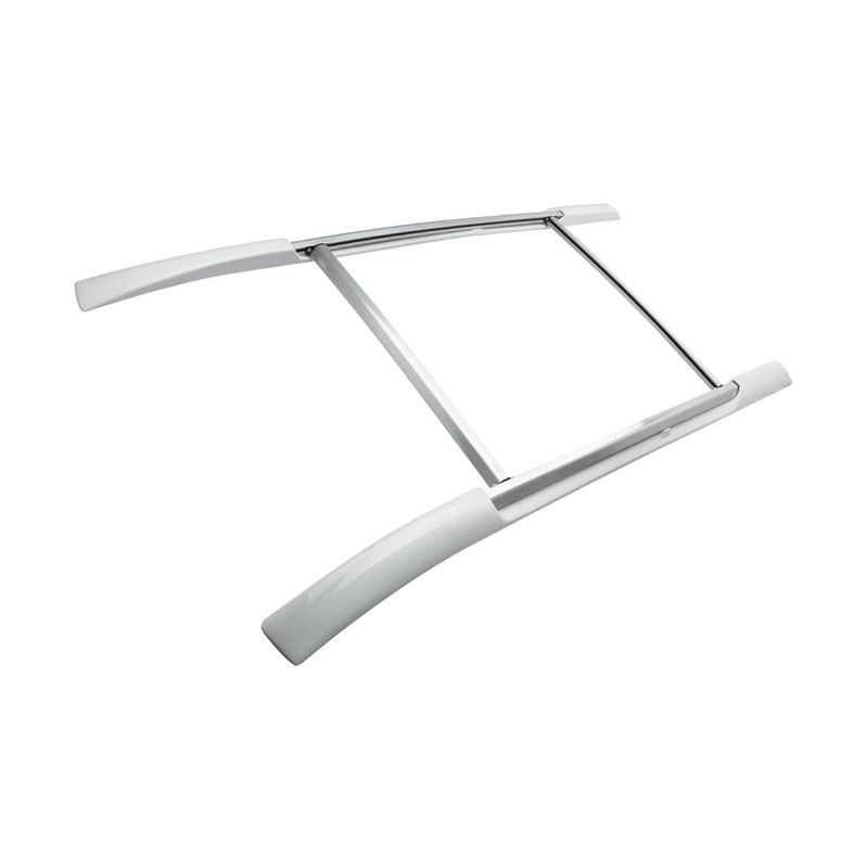 Well Co Taiwan White ABS Metallic Roof Rail K4 for All New Avanza and Xenia Aksesoris Mobil