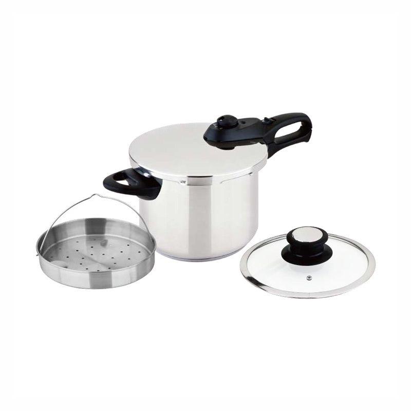 CS Kochsysteme Varel Pressure Cooker 6 lt