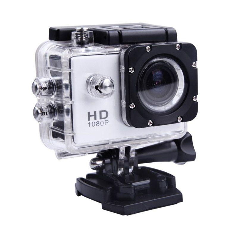 Kogan Action Camera - Putih [12 MP] Extra diskon 7% setiap hari Extra diskon 5% setiap hari Citibank – lebih hemat 10%