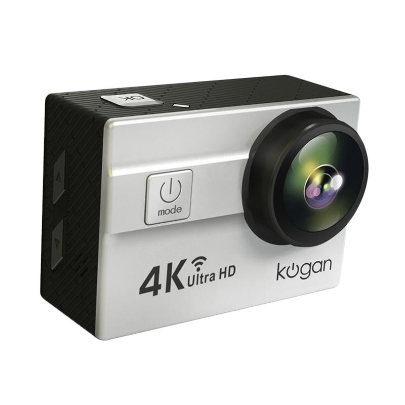 Kogan 4K UltraHD Action Camera - Putih [Wifi/16 MP]