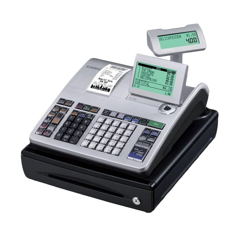 Casio SE-S400 Cash Register Mesin Kasir