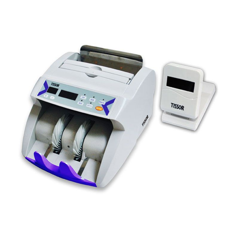 Tissor Banknote Counter T1120 Free Tissor Money Detector T 2078