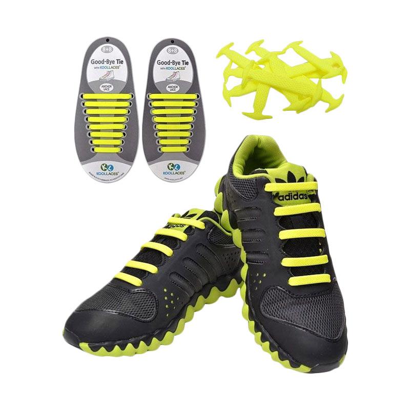 Koollaces Anak Tali Sepatu - Yellow