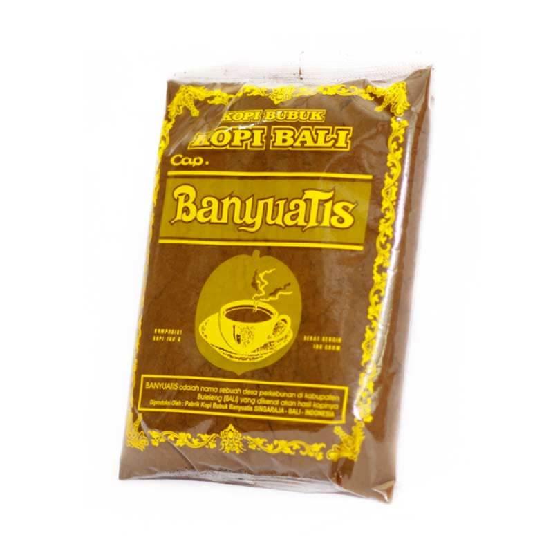 Kopi Banyuatis Regular 100 gr