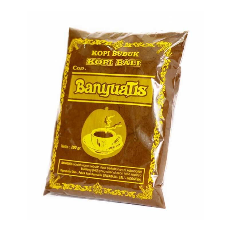 Kopi Banyuatis Regular 200 gr