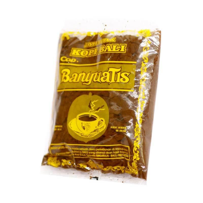 Kopi Banyuatis Regular 50 gr