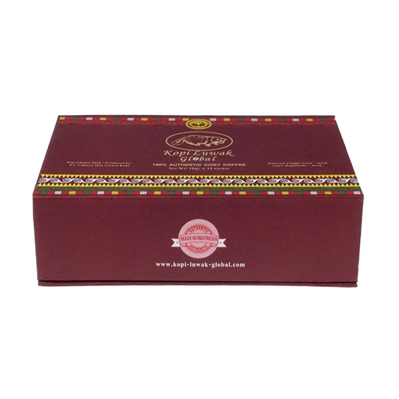 Kopi Luwak Global Arabica Luwak Coffee [120 gr]