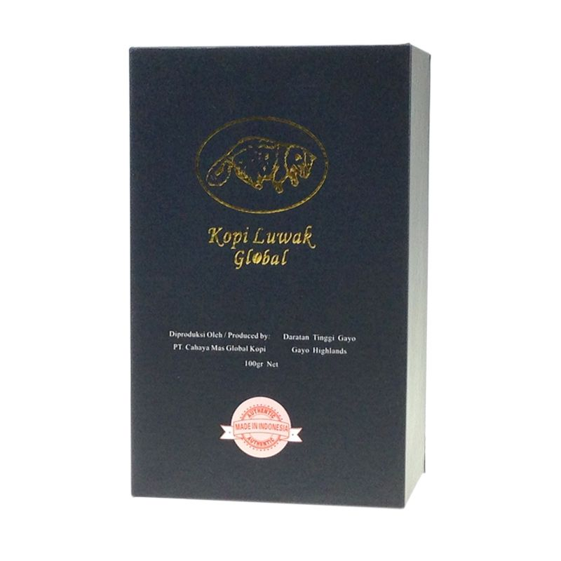 Kopi Luwak Global Arabica Luwak Coffee [100 gr]