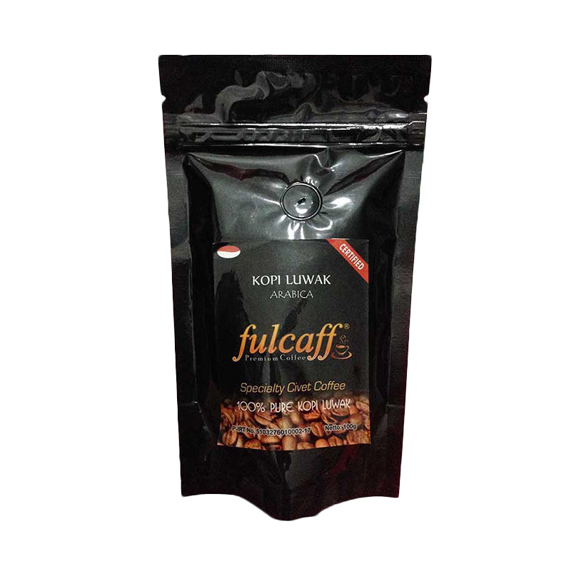 Kopi Luwak Fulcaff Coffee