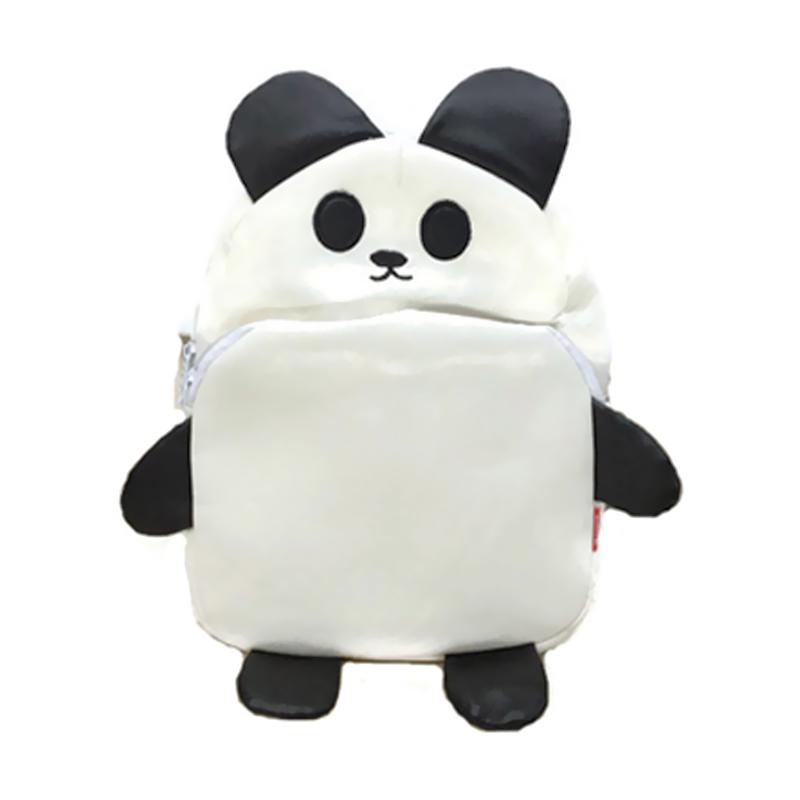 harga Korean Fun Panda Tas Ransel Anak - Putih Blibli.com