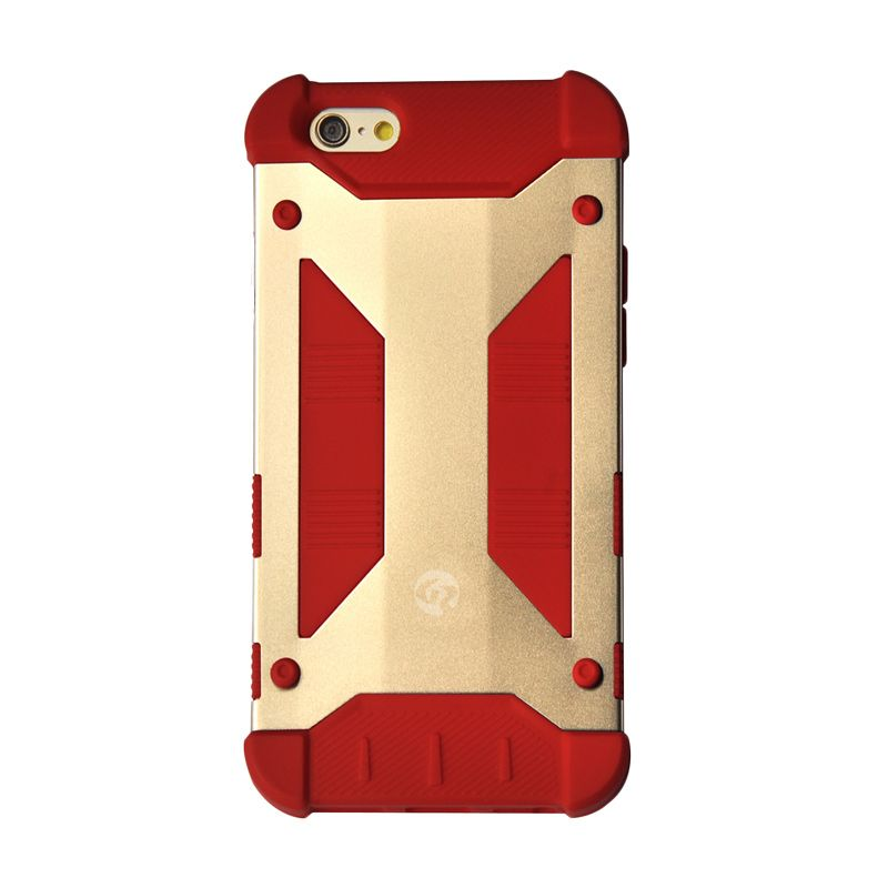 GeekRover Armor Hybrid Ironman Casing for Apple iPhone 6