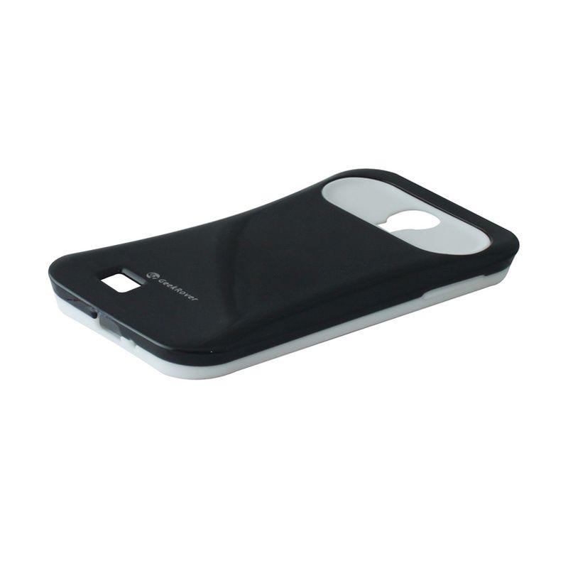 GeekRover Silicone Case - Samsung S4 - Hitam