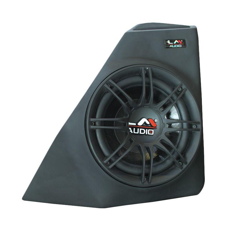 LM AUDIO Active Subwoofer Custom Fit for Innova dan Fortuner