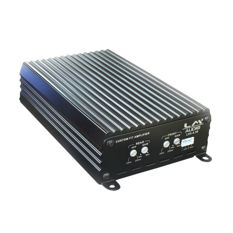 MTECH Fire II Power Mini LVA-450 Speaker Mobil
