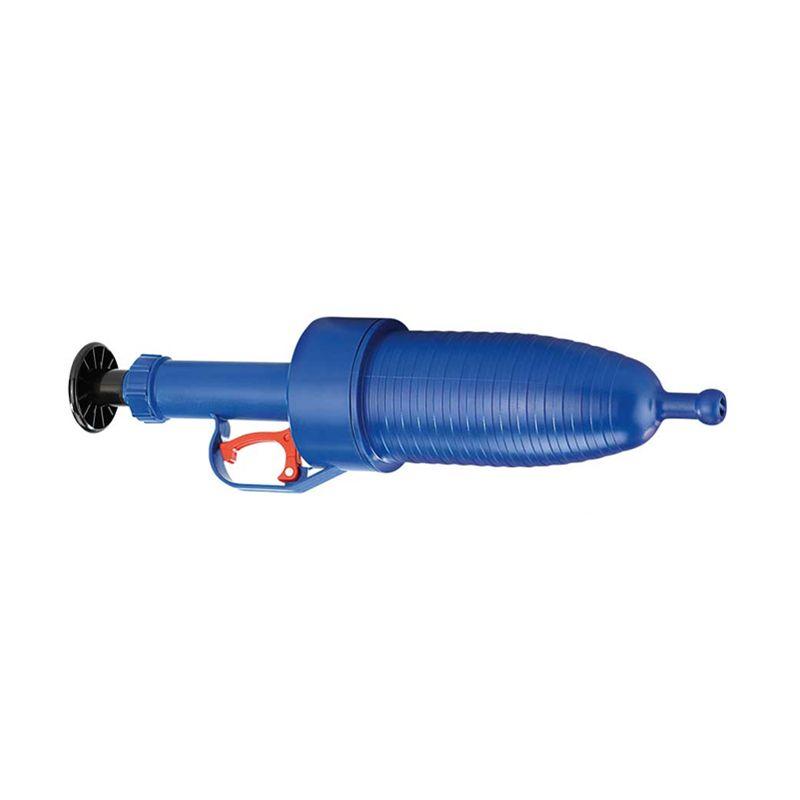 Krisbow 5 Adaptor Biru Portable Drain Cleaner Pembersih Pipa