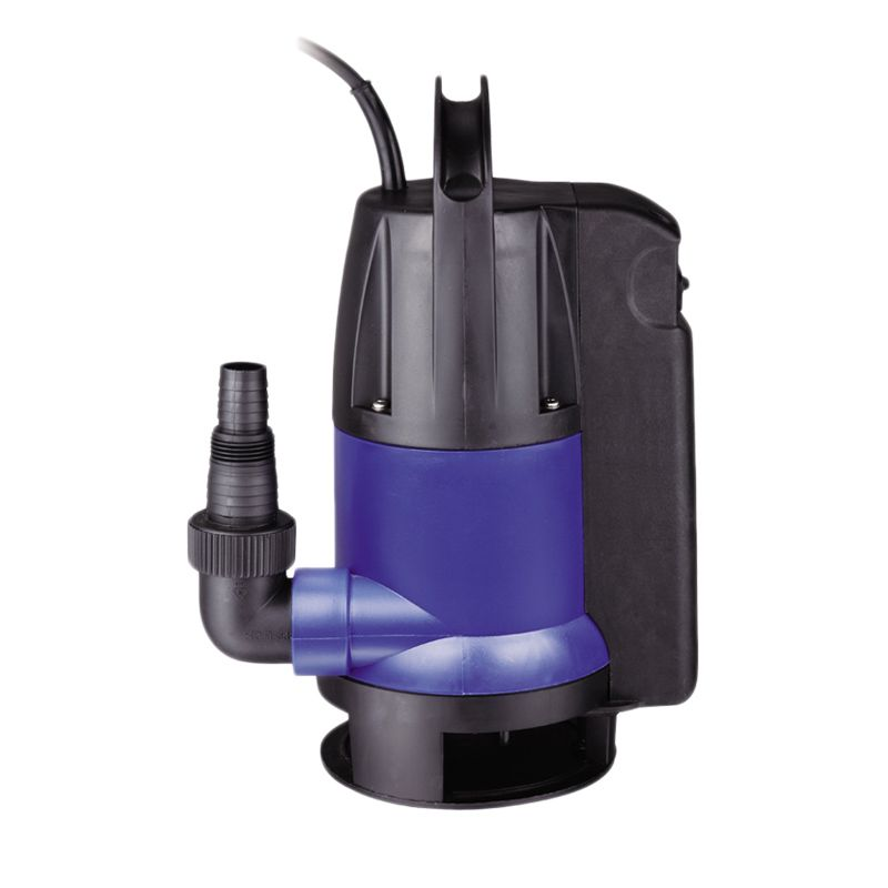 Krisbow Selam Submersible AT For Dirty Water Biru Pompa Air [300 Watt]