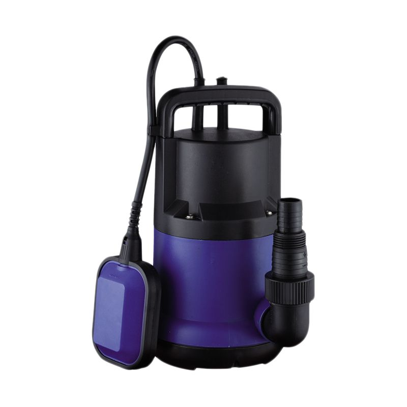 Krisbow Selam Submersible with Automatic Switch Biru Pompa Air [200 Watt]