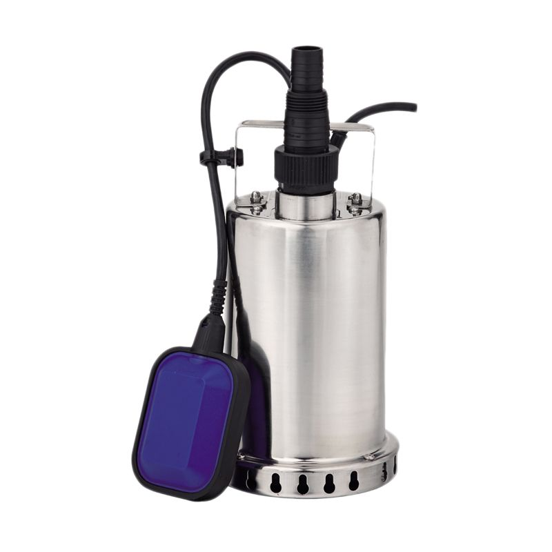 Krisbow Selam Submersible with Automatic Switch Silver Pompa Air [300 Watt]