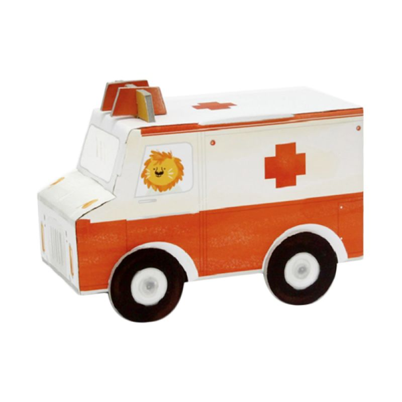 Kroom Ambulance Mainan Anak