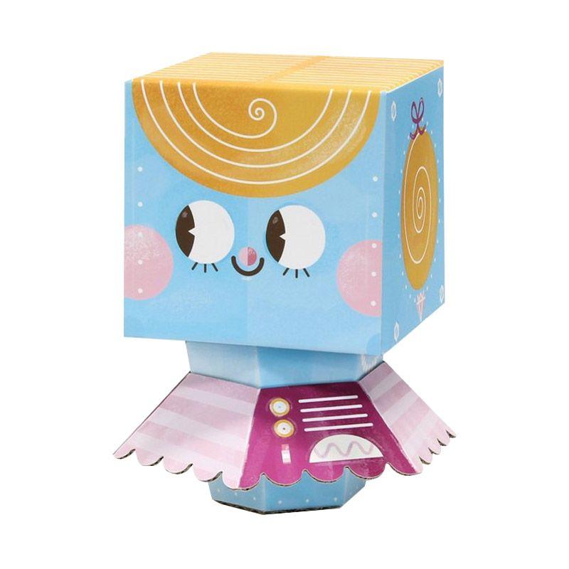 Kroom Ballerina Robot Mainan Anak