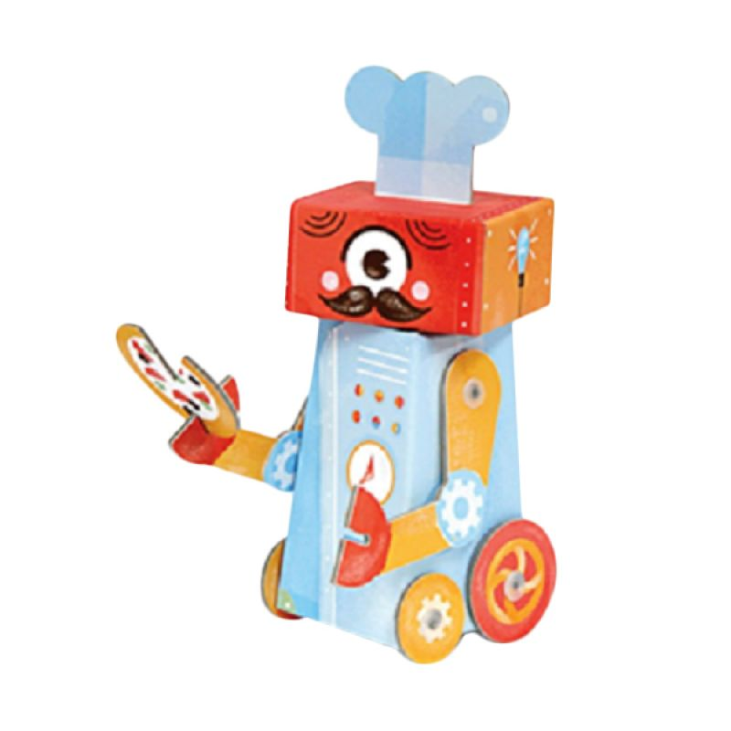 Kroom Chef robot Mainan Anak