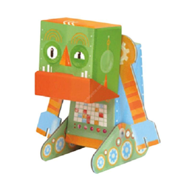 Kroom Grumpy Robot Mainan Anak