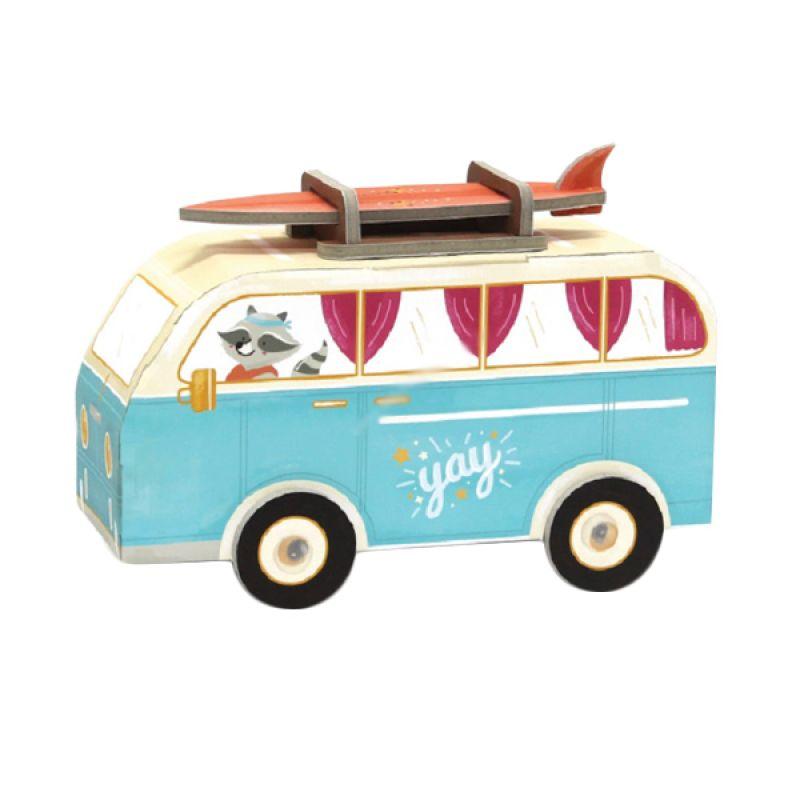 Kroom Hippie van Mainan Anak