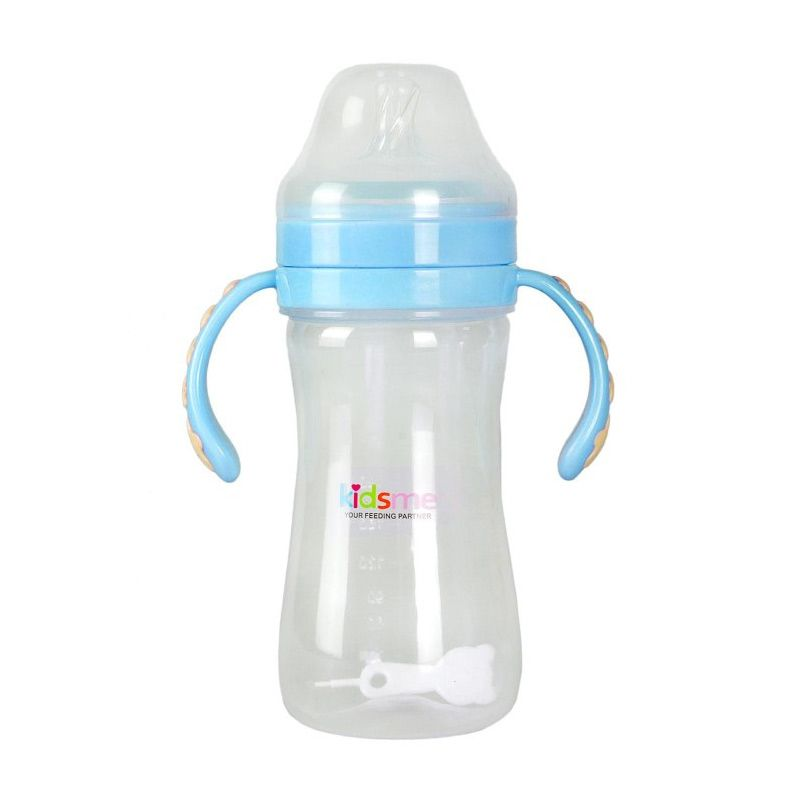 Kidsme Milk Bottle Anti Colic 270 Ml Blue