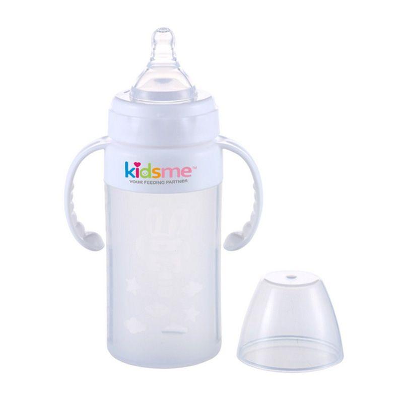 Kidsme Milk Bottle Silicone 240 Ml