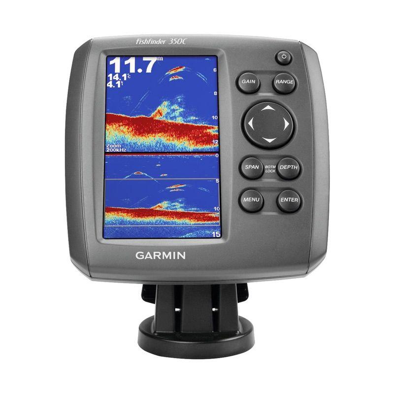 Garmin Fishfinder 350c GPS
