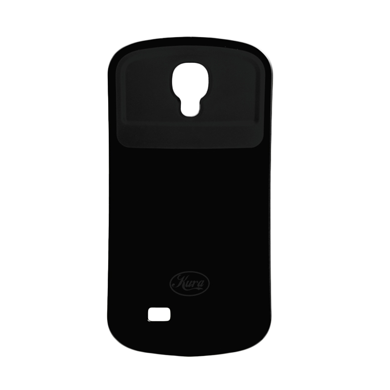 Kura Candy Casing for Samsung Galaxy S4 - Black