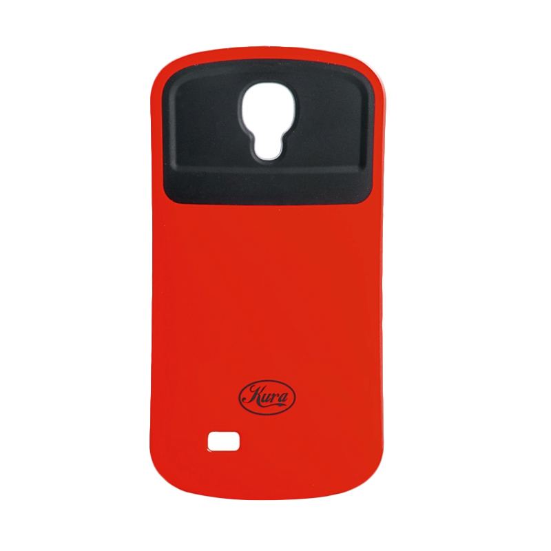 Kura Candy Casing for Samsung Galaxy S4 - Red