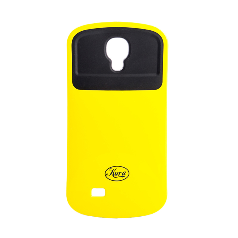 Kura Candy Casing for Samsung Galaxy S4 - Yellow
