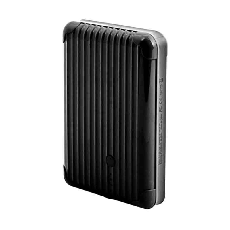 Kura Luggage Powerbank - Black [11.200 mAh]