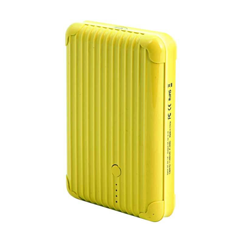 Kura Powerbank - Yellow [11.200 mAh]