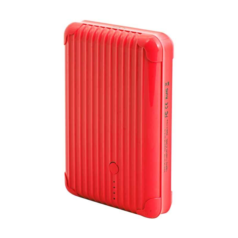 Kura Luggage Powerbank - Red [11.200 mAh]