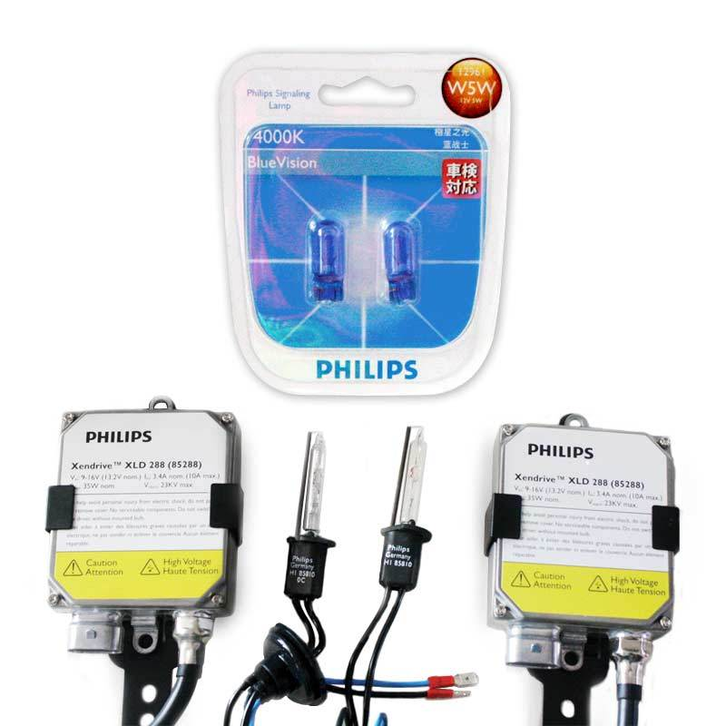 Philips Xenon HID - H1