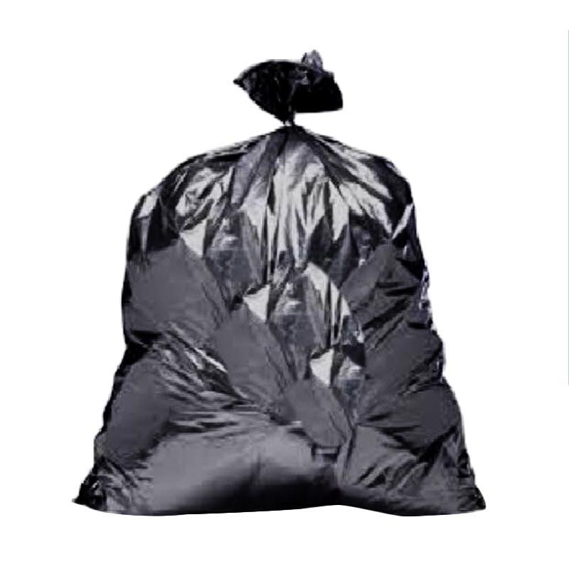 harga Kuruchiru Kantong Plastik Sampah - Hitam [90 x 120 cm / 5pack] Blibli.com