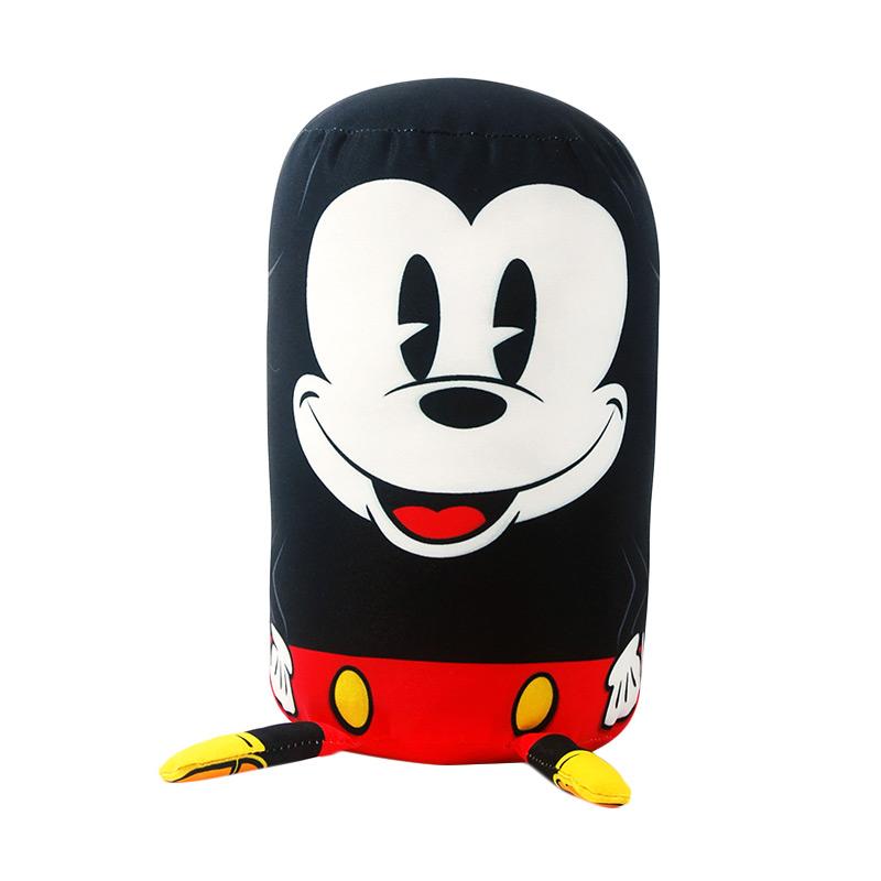 Kuvika Mickey Boneka Karakter [Small / 19 cm]