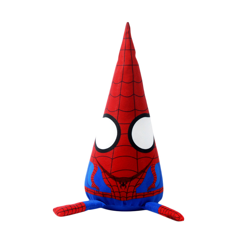 Kuvika Spiderman Boneka [Large / 51  cm]
