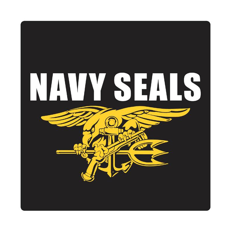 Kyle U.S. Navy Seals Cutting Sticker
