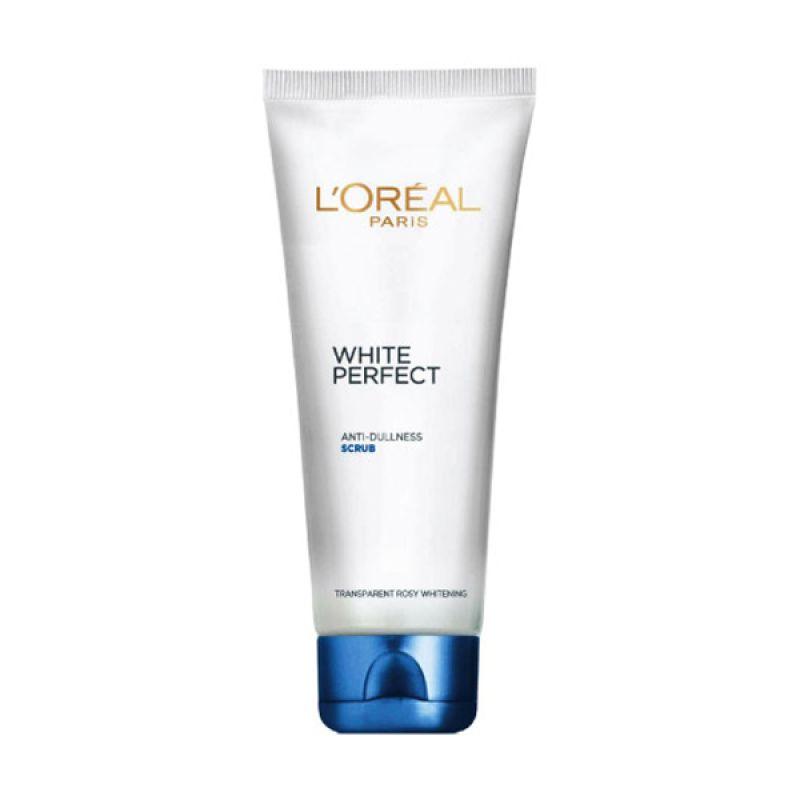 L'Oreal Paris Dermo Expertise White Perfect Scrub Foam [100 mL]