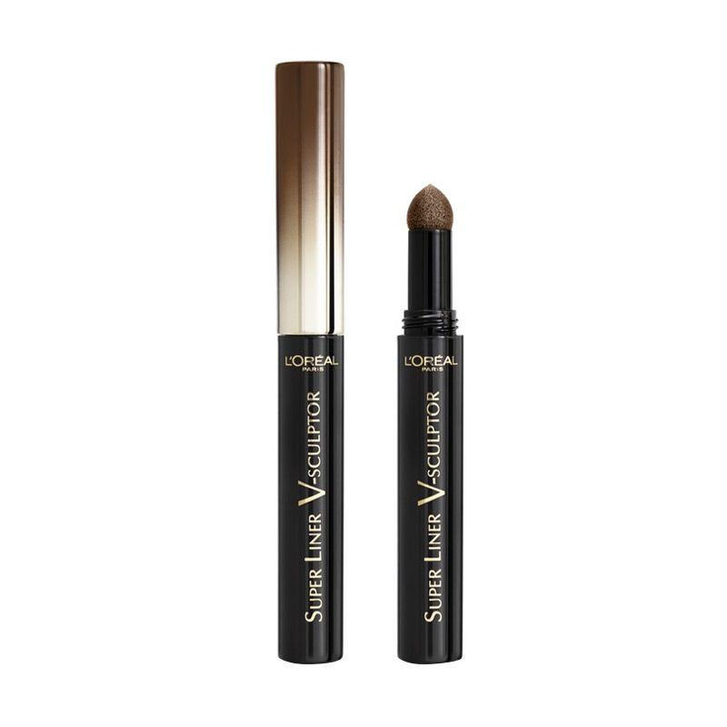 L'Oreal Paris Super Liner V-Designer V02 V-Sculptor Brown Eyeshadow