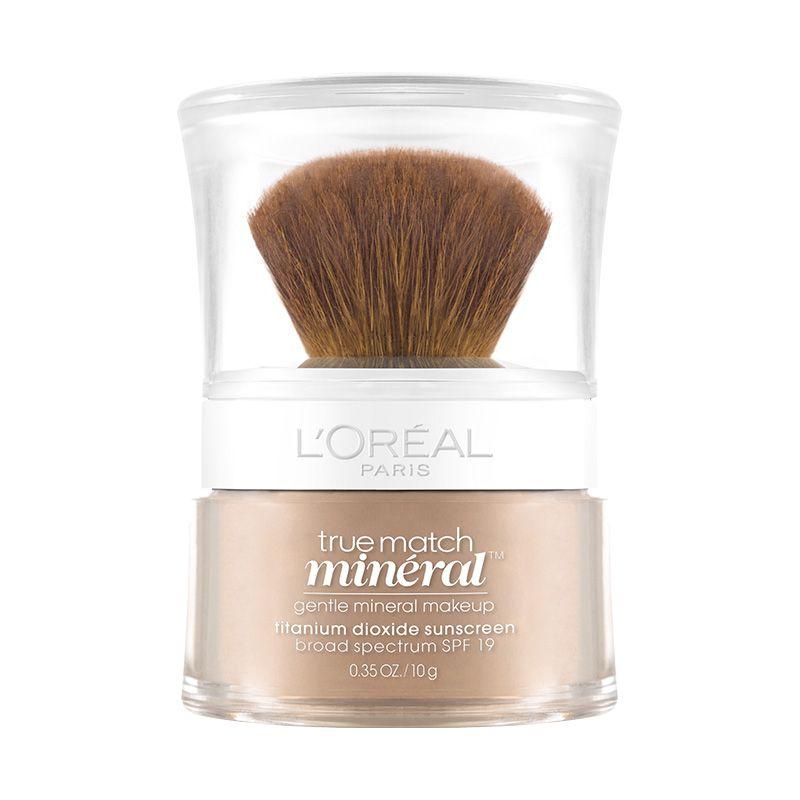L'Oreal Paris True Match Mineral Nude Beige Foundation
